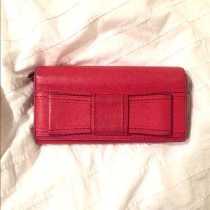 Kate Spade Bow Detail Wallet